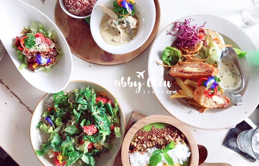 峇里島水明漾餐廳 | NOOK Bali Seminyak 在稻田中的餐廳