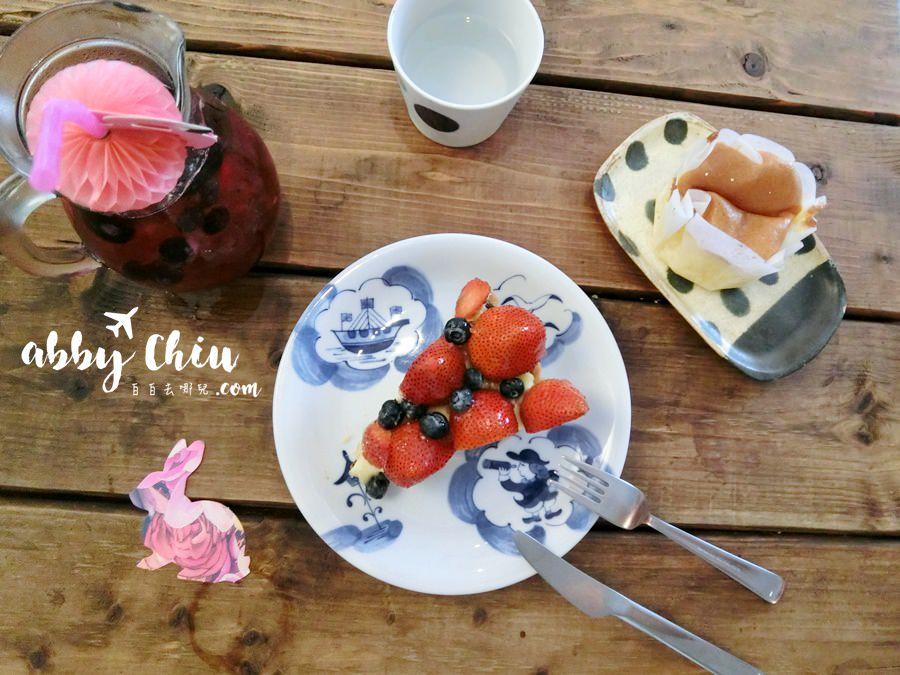 台北善導寺站甜點 |  Bonnie sugar Taipei 水果塔、乾燥花夢幻的下午茶